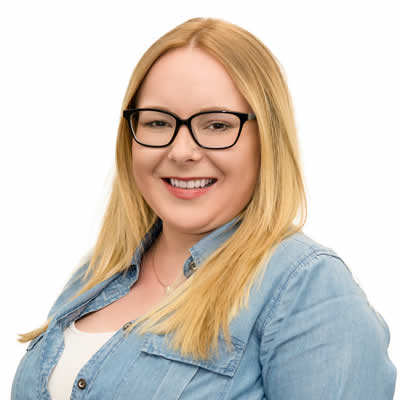 Chloe Marshall, Lettings Co-ordinator